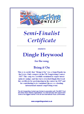 songwriting, songwriter, song writing contest,