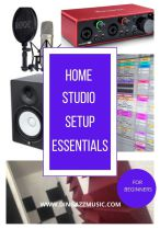 home studio setup, home recording studio, how to setup a home recording studio, reggae fusion songs,