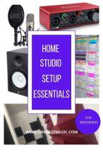 home studio setup, home recording studio, how to setup a home recording studio, reggae fusion songs,